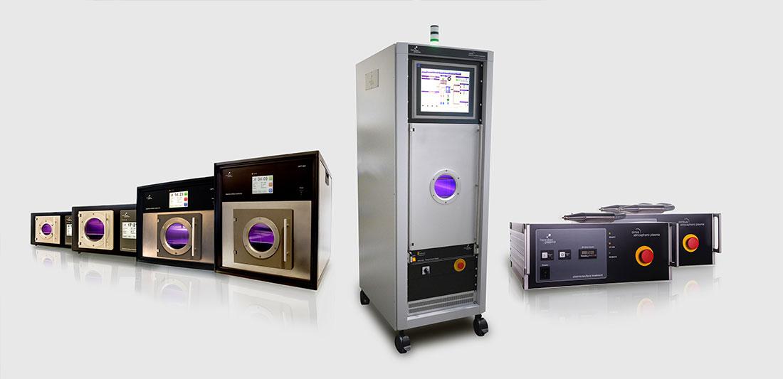 plasma products plasma treatment range